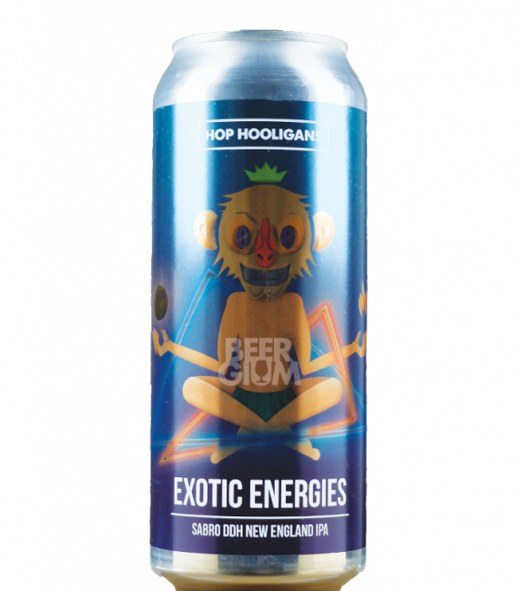 Hop Hooligans Exotic Energies  CANS 50cl