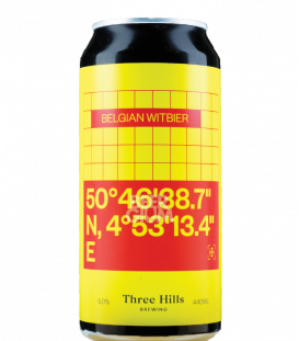 Three Hills Co-Ordinates  CANS 44cl
