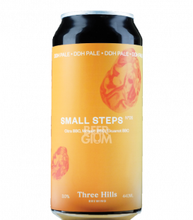 Three Hills Small Steps No.5  CANS 44cl