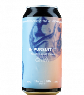 Three Hills In Pursuit No.5  CANS 44cl