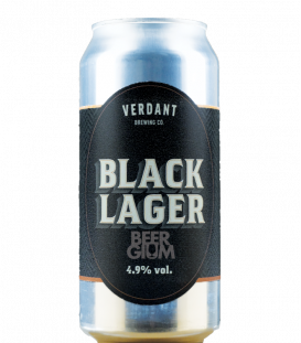 Verdant Black Lager  CANS 44cl
