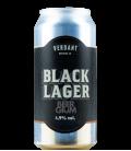 Verdant Black Lager  CANS 44cl
