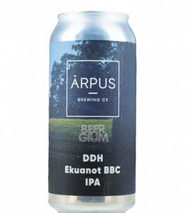 Arpus Brewing DDH Ekuanot IPA CANS 44cl