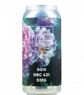 Arpus Brewing DDH HBC 431 DIPA CANS 44cl