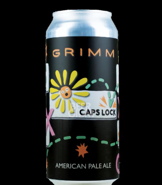 Grimm Capslock CANS 47cl