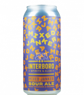 Interboro Mixed Janker CANS 47cl