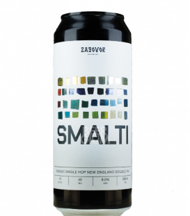 Zagovor Smalti CANS 50cl