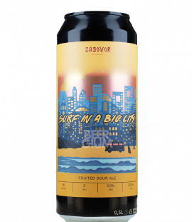 Zagovor Surf in a Big City CANS 50cl