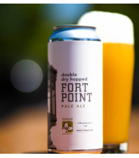 Trillium Galaxy Dry Hopped Fort Point CANS 47cl