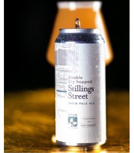 Trillium Double Dry Hopped Stillings Street CANS 47cl