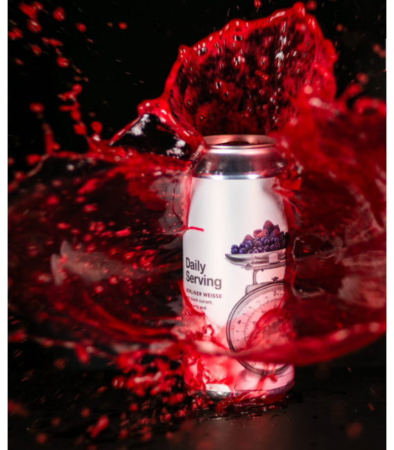 Trillium Twice the Daily Serving Black Currant, Blackberry & Boysenberry CANS 47cl