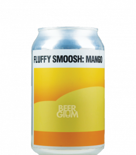 Black Cat Fluffy Smoosh Mango CANS 33cl