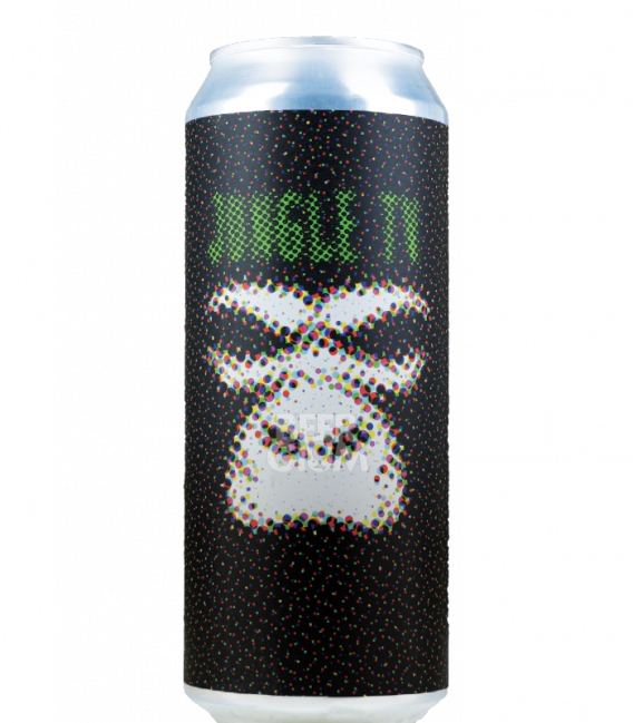 Wild Lab Jungle TV CANS 50cl