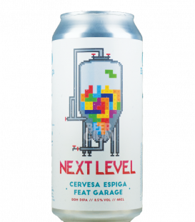 Espiga / Garage Next Level CANS 44cl