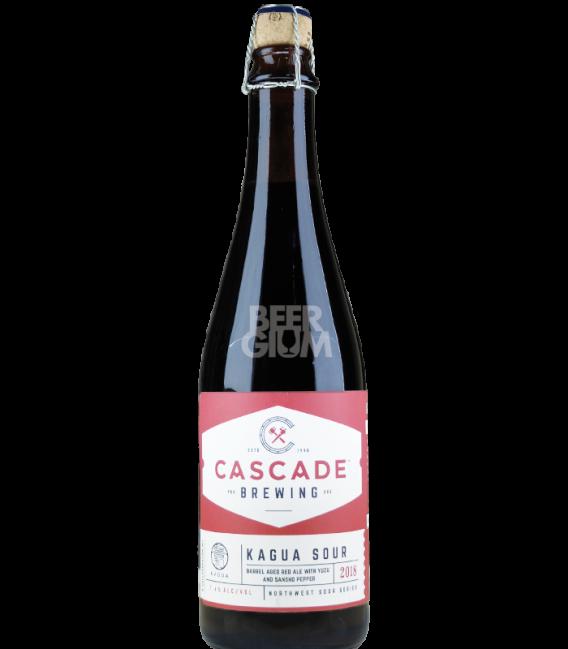 Cascade / Far Yeast Brewing Kagua Sour 50cl