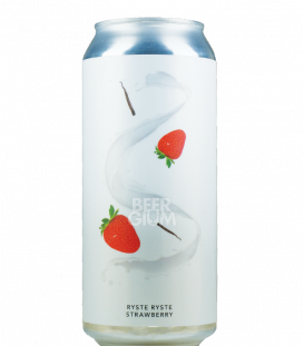 Evil Twin NYC Ryste Ryste Strawberry CANS 47cl