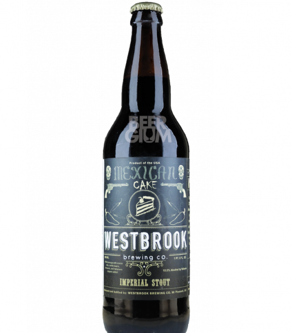 Westbrook Mexican Cake 2020 65cl