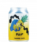 Lervig Pulp Pineapple CANS 33cl - BBF 15-04-2021