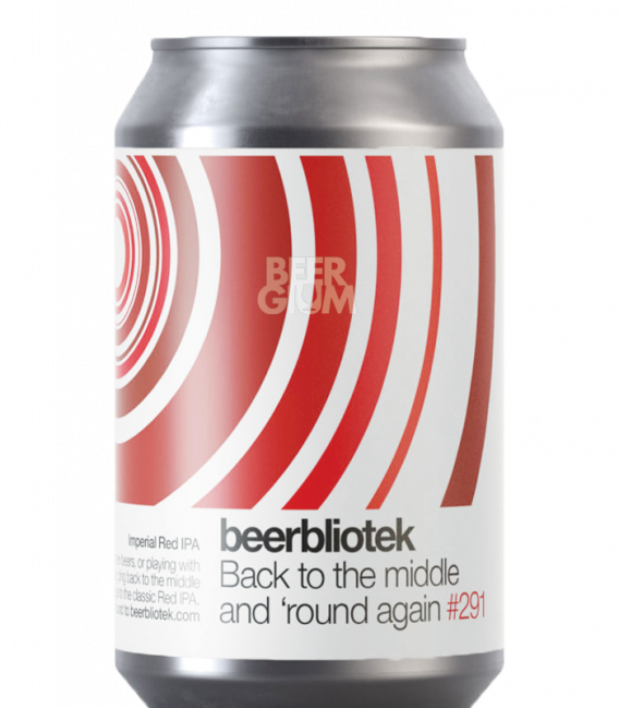 BeerBliotek Back to the Middle and Round Again CANS 33cl
