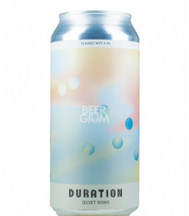 Duration Quiet Song CANS 44cl
