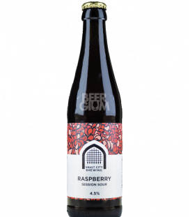 Vault City Raspberry Session Sour 33cl