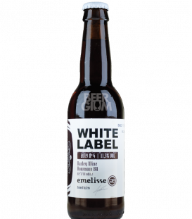 Emelisse White Label 2019.004 Barley Wine Bowmore BA 33cl