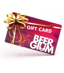 Carte cadeau Beergium