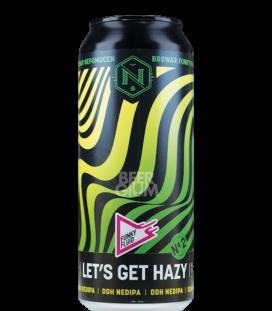 Funky Fluid Let's Get Hazy VOL 2 CANS 50cl