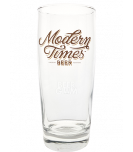 Modern Times Verre Pub Style Pint 47cl