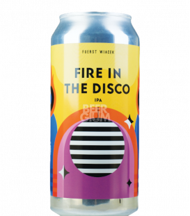 Fuerst Wiacek Fire in the Disco CANS 44cl