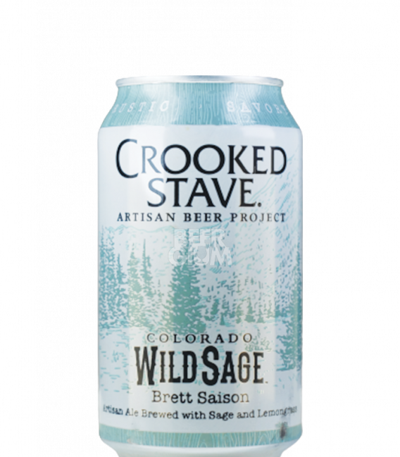 Crooked Stave Colorado Wild Sage CANS 35cl