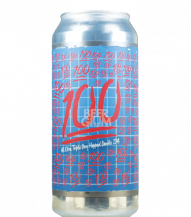 Burley Oak 100 TDH with Citra CANS 47cl