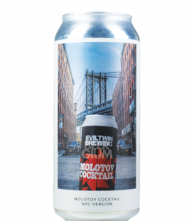 Evil Twin NYC Molotov Cocktail NYC Version CANS 47cl