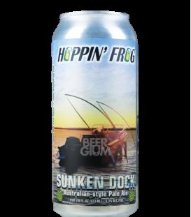 Hoppin' Frog Sunken Dock Australian Style Pale Ale CANS 47cl