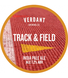 Verdant Track & Field CROWLER 50cl