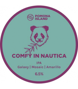 Pomona Island Comfy in Nautica CROWLER 50cl