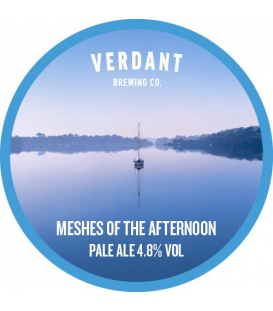Verdant Meshes of the Afternoon CROWLER 50cl