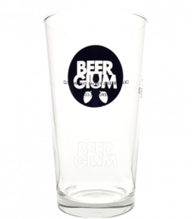 Beergium Pint Glass 50cl