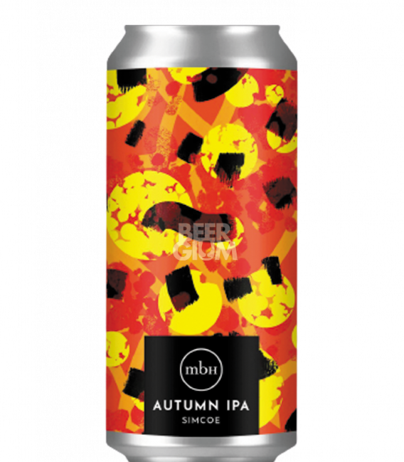 Mobberley Autumn IPA 2019 CANS 44cl