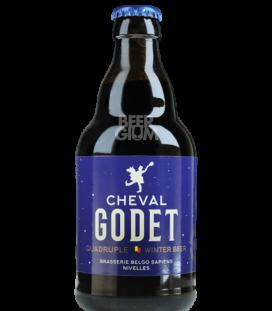 Belgo Sapiens Cheval Godet Quadrupel Winter 33cl