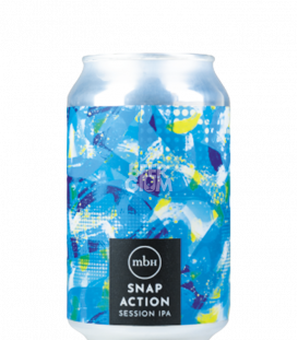 Mobberley Snap Action CANS 33cl