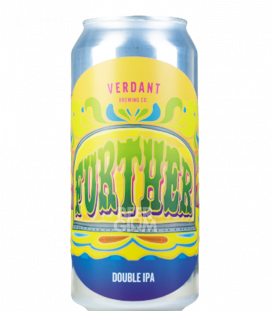 Verdant Further DIPA CANS 44cl