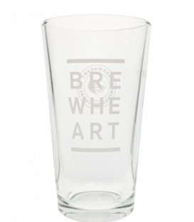 Brewheart Pint Glass 50cl