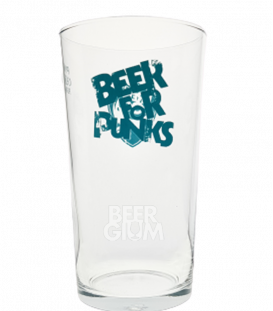 Brewdog Beer For Punk Pint Glass 50cl