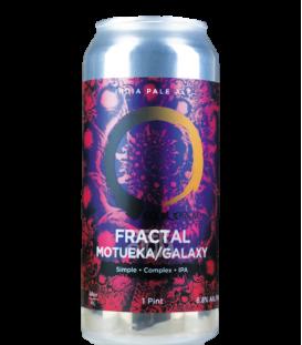 Equilibrium Fractal Motueka Galaxy CANS 47cl
