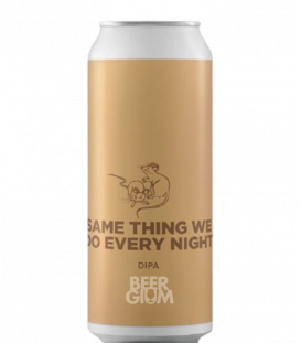 Pomona Island Same Things We Do Everynight CANS 44cl