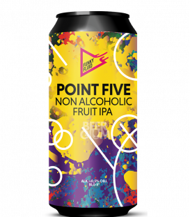 Funky Fluid Point Five Passionfruit CANS 50cl