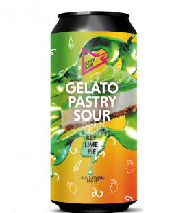 Funky Fluid Gelato: Key Lime Pie CANS 50cl
