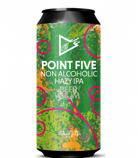 Funky Fluid Five Point Hazy IPA CANS 50cl