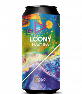 Funky Fluid Loony CANS 50cl